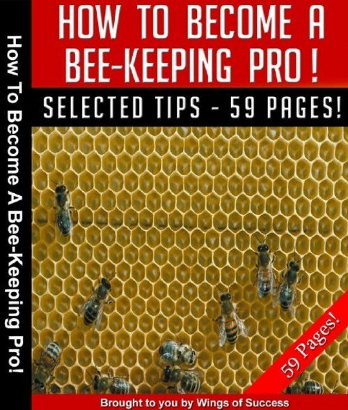 Product picture Beekeeping Plr Book