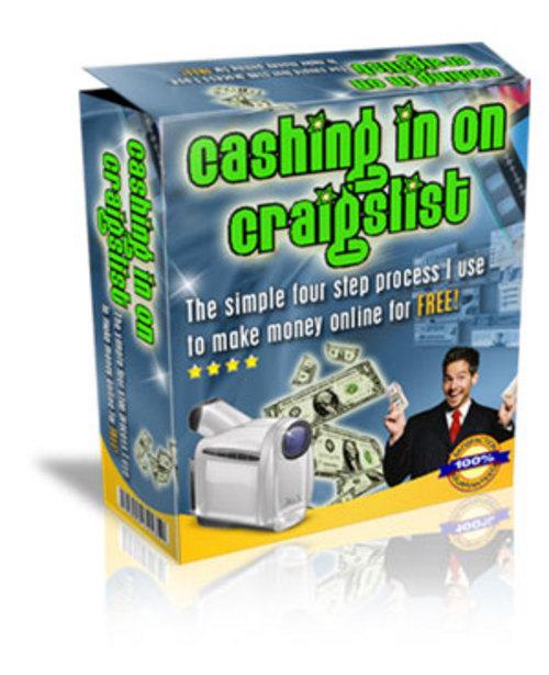 Product picture CashingInOnCraigslist