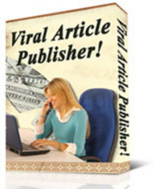 Product picture ViralArticlePublisher.